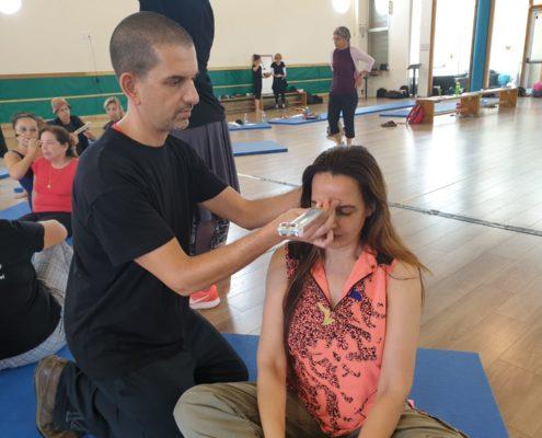 הכשרת מטפלים בצ׳י קונג רפואי - צלילים מרפאים