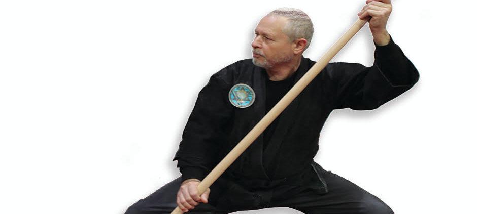 יעקב חזן מדריך צ׳י קונג לאמנויות לחימה